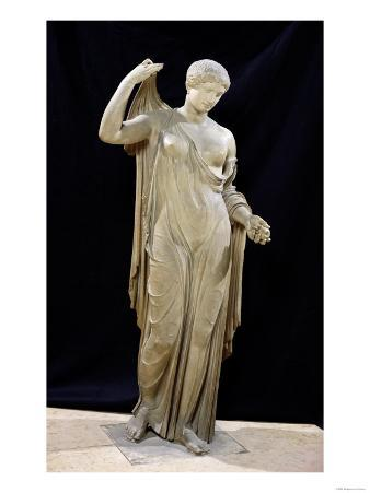 Aphrodite Genetrix, Roman Copy, after a Late 5th Century BC Original Attributed to Callimachus
