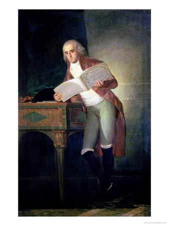 The Duke of Alba, 1795