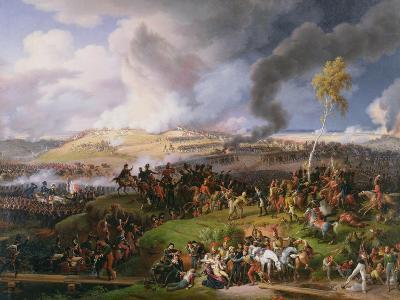 Battle of Moscow, 7th September 1812, 1822