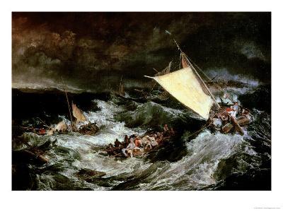 Shipwreck, 1805