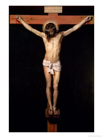 Christ on the Cross, circa 1630