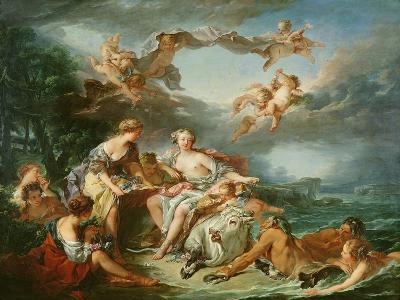 The Rape of Europa, 1747