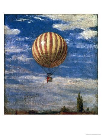 The Balloon, 1878