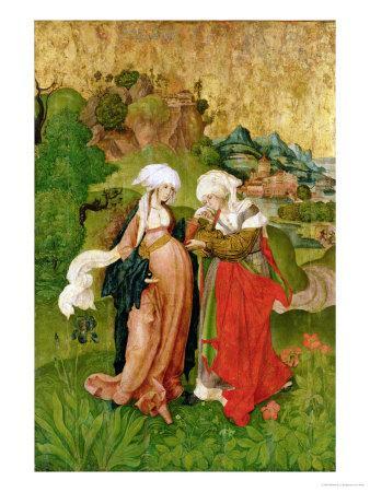 The Visitation, 1506