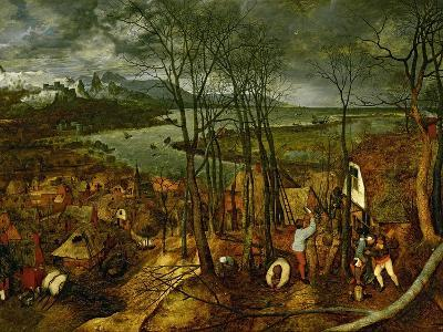 The Gloomy Day, Spring, 1559