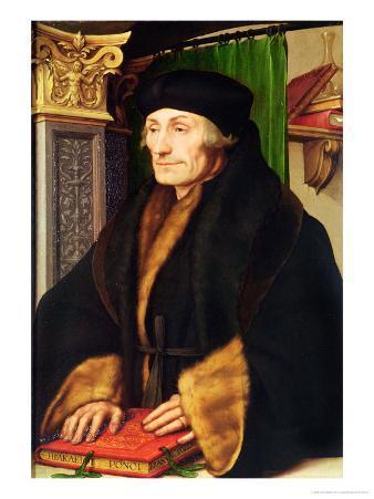 Erasmus, 1523