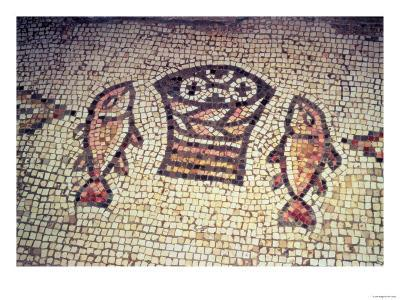 Miracle of the Bread and the Fishes, 5th-6th Century AD