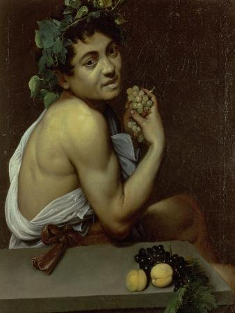 The Sick Bacchus, 1591