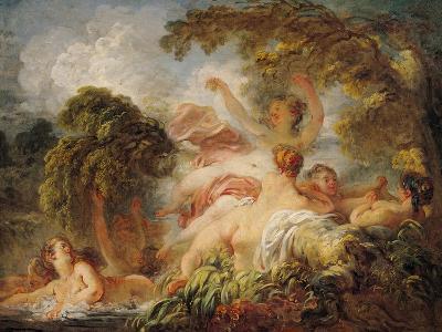 The Bathers, circa 1765