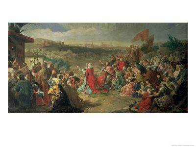 The Fall of Granada in 1492, 1890