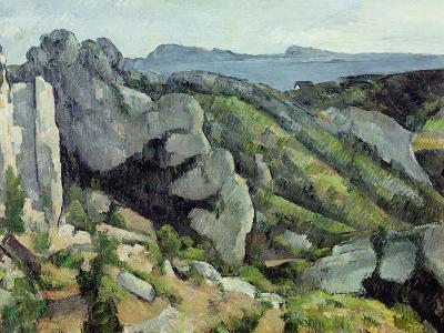 Rocks at L'Estaque, 1879-82