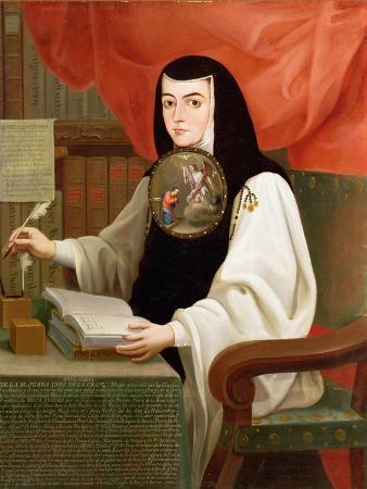 Sister Juana Ines De La Cruz (1648-95)