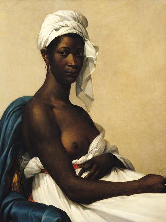Portrait of a Negress, 1799-1800