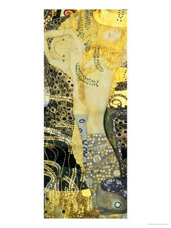 Water Serpents I, c.1907