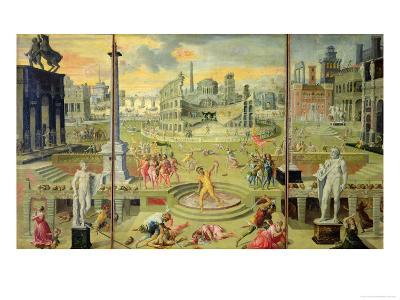 The Massacre of the Triumvirate, 1566