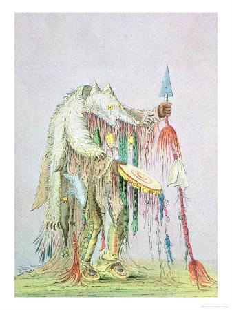 Blackfoot Medicine Man