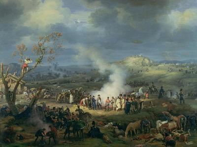 Napoleon (1769-1821)And a Bivouac on the Eve of the Battle of Austerlitz, 1st December 1805, 1808