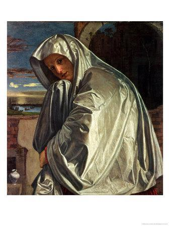 St. Mary Magdalene Approaching the Sepulchre