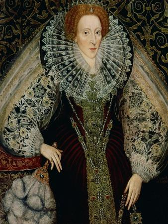 Queen Elizabeth I, circa 1585-90
