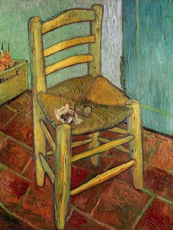 Van Gogh's Chair, c.1888