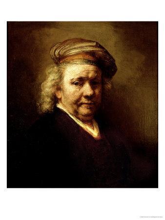 Self Portrait, 1669