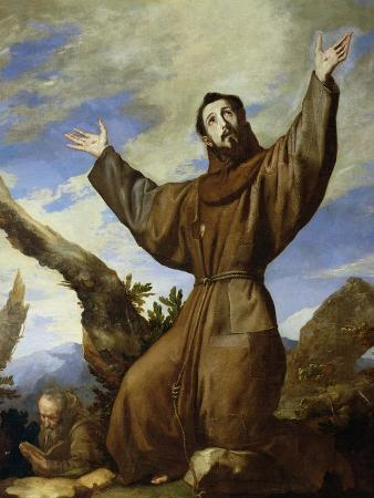 St. Francis of Assisi (circa 1182-1220) 1642