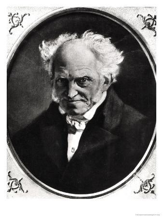 Portrait of Arthur Schopenhauer (1788-1860)