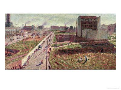 Workshops at Porta Romana, 1908