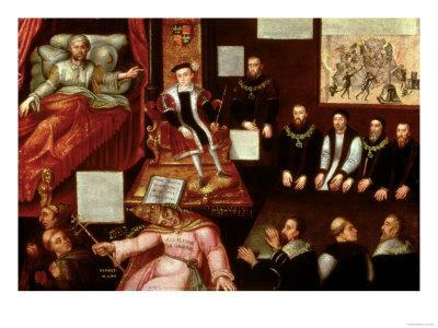 An Allegory of the Reformation, circa 1568-1571
