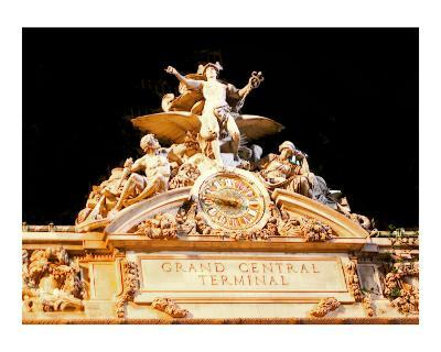 Grand Central Statues