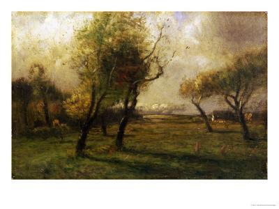 Autumn Glow, 1897