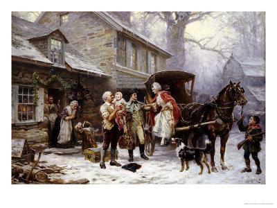 Home for Christmas, 1784