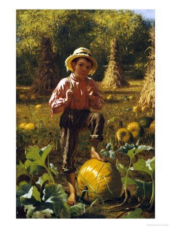 That's Me Pumpkin, 1879