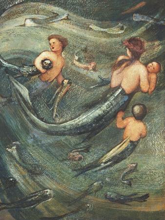 Mermaids in the Deep, 1882