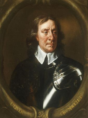 Portrait of Oliver Cromwell (1599-1658)