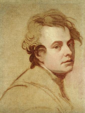 Portrait of the Artist, Bust Length