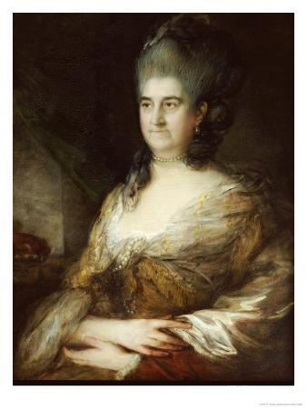 Portrait of a Lady, Said to Be Elizabeth Chudleigh, Countess of Bristol