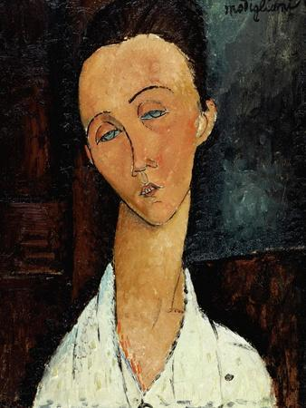 Lunia Czechowska, circa 1917-18