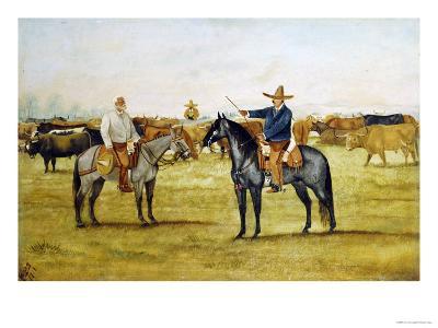 Cortame Al Toro Pinto, 1912