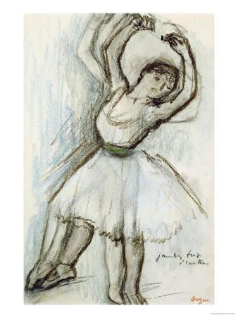 Study of a Dancer