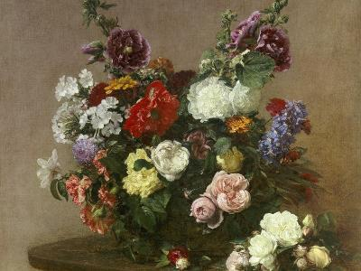 A Bouquet of Mixed Flowers, 1881