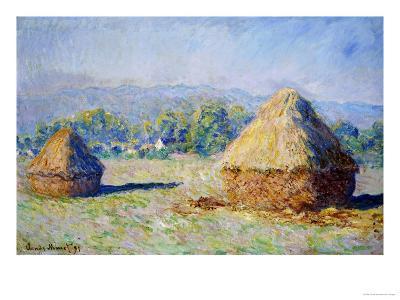 Haystacks, Morning Effect