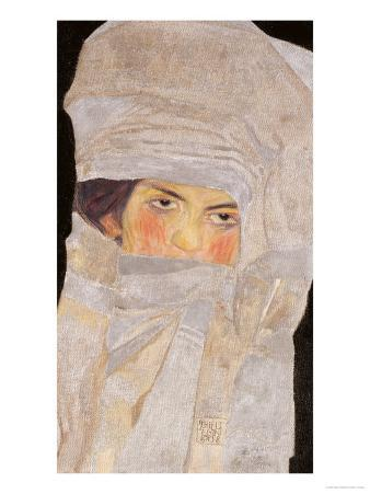 The Artists' Sister, Melanie, 1908