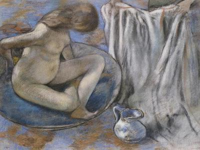 Woman in the Tub, 1884