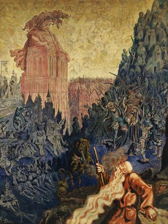 The Wandering Jew and Gargantua