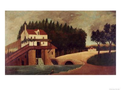 The Mill, circa 1896