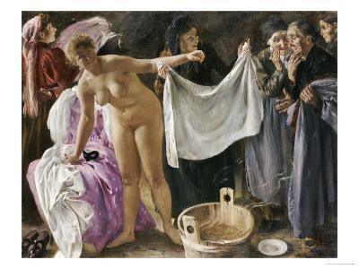 The Witches, 1897