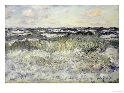 Marine (Etude de Mer), 1881