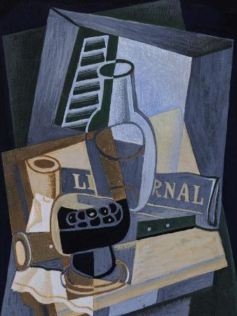 Still life in Front of a Window, 1922