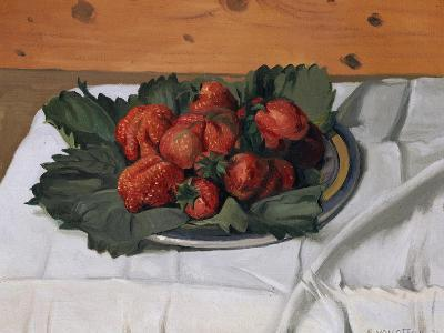 Still Life with Strawberries, 1921
